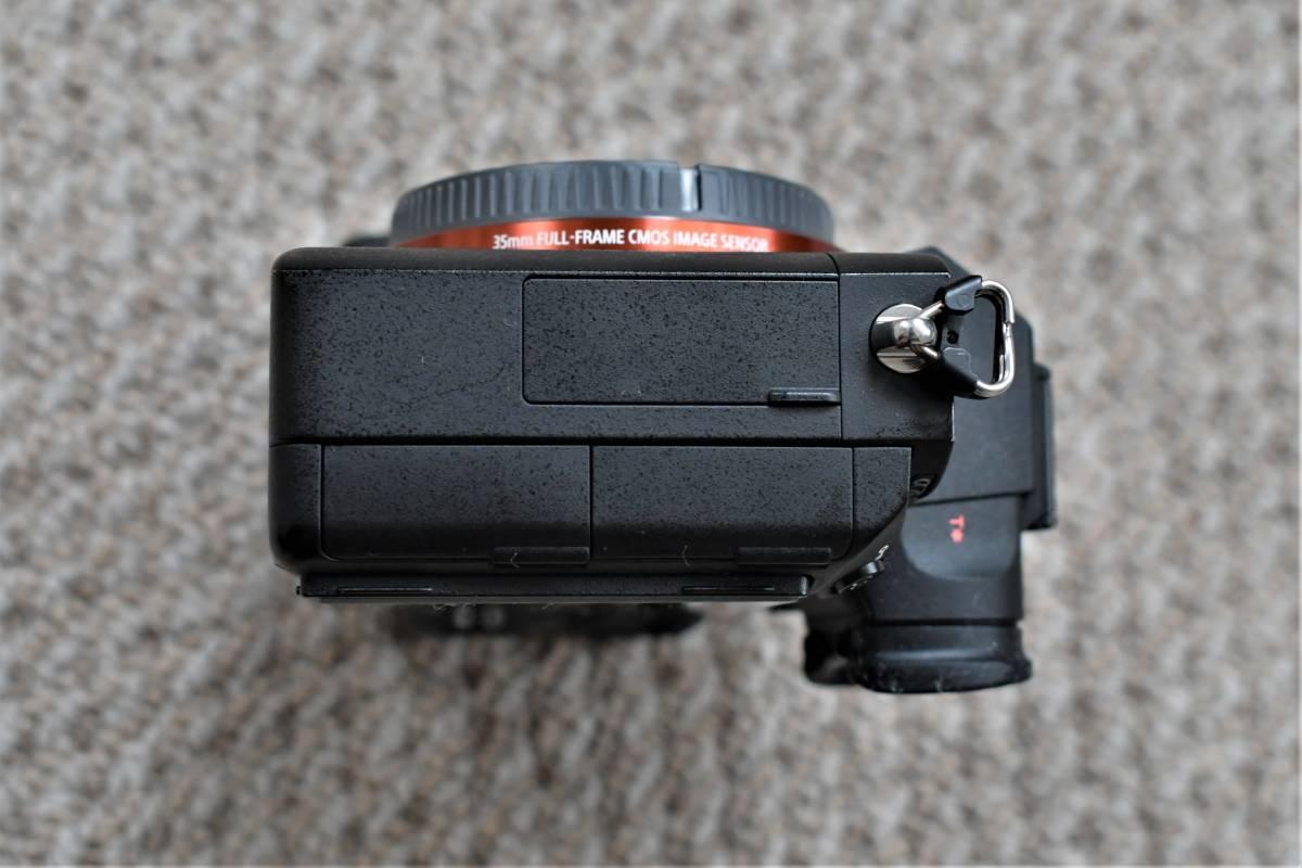 中古 【SONY】ソニー『α7RIII ボディ』ILCE-7RM3 4240万画素 ミラーレス一眼カメラ _画像7