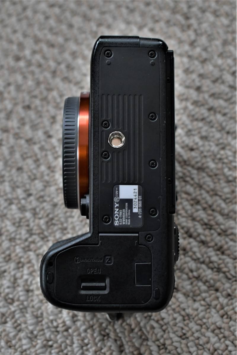 中古 【SONY】ソニー『α7RIII ボディ』ILCE-7RM3 4240万画素 ミラーレス一眼カメラ _画像6