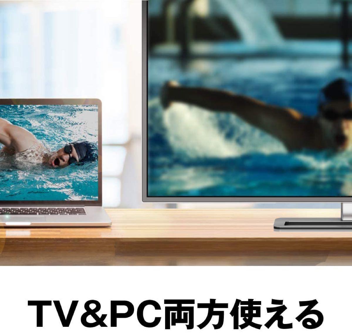 ★美品★BUFFALO 1TB 外付けハードディスク★TV&レコーダー録画/PC(Win/macOS)/PS5対応 縦&横置き対応