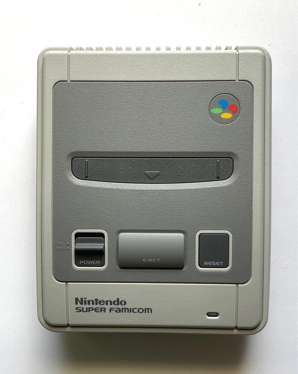 ニンテンドー クラシックミニ スーパーファミコン