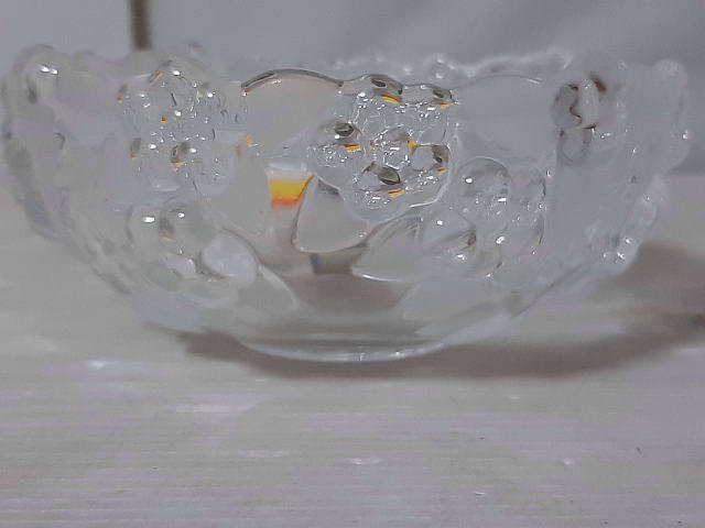 西ドイツ製 ガラスの小鉢_画像4