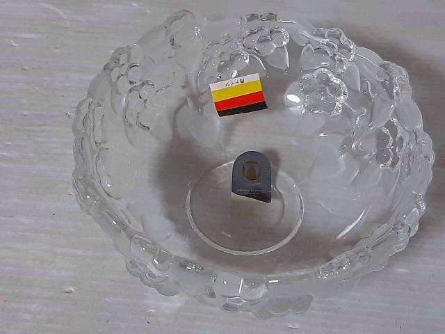 西ドイツ製 ガラスの小鉢_画像7