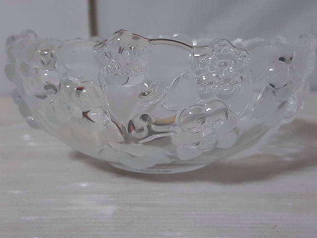 西ドイツ製 ガラスの小鉢_画像6