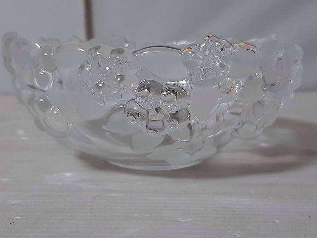 西ドイツ製 ガラスの小鉢_画像5