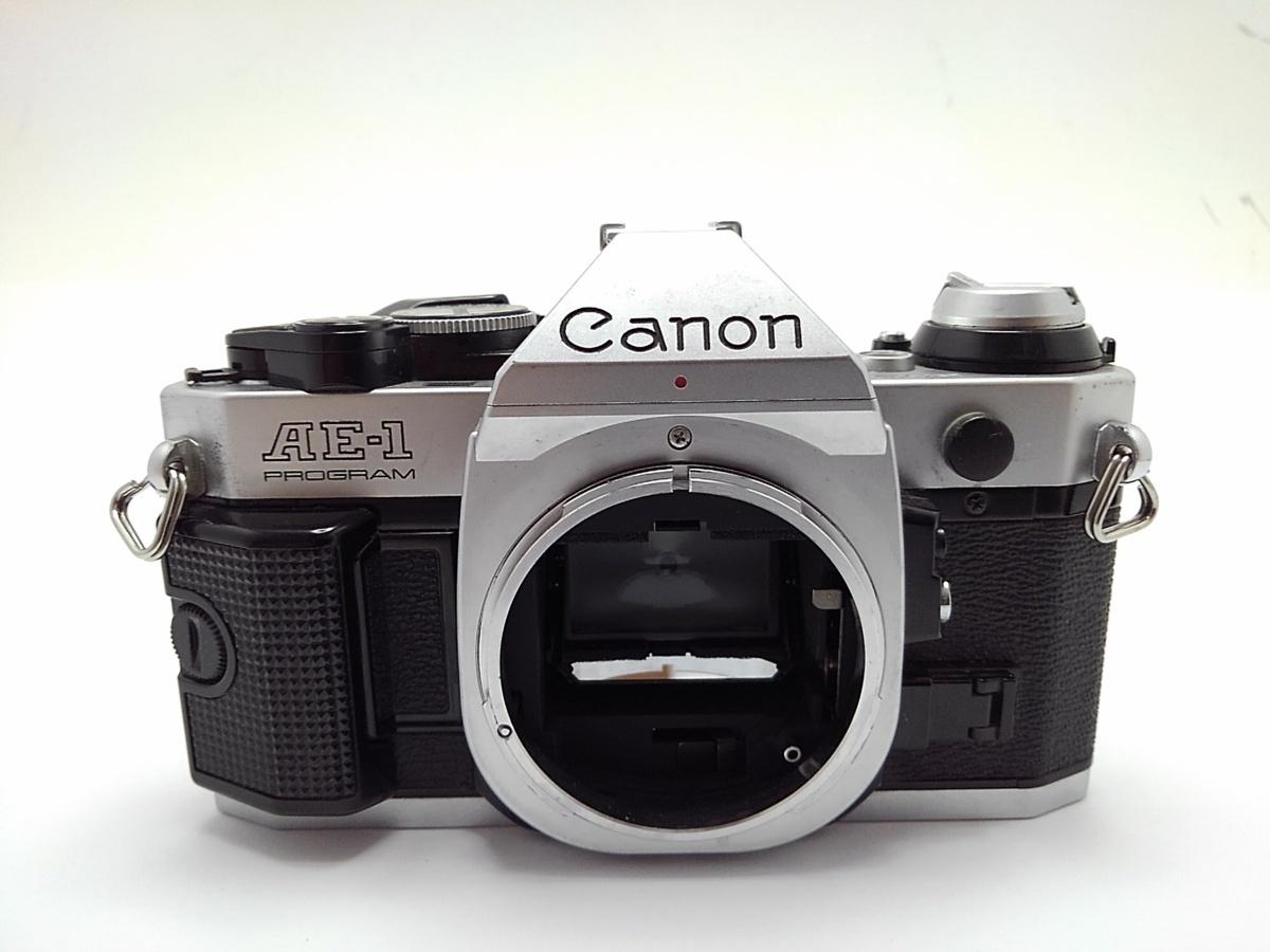 ★ハローカメラ★9414 キャノンAE-1P.Canon AE-1P 難有.要清掃 動作品  現状  1円スタ-ト