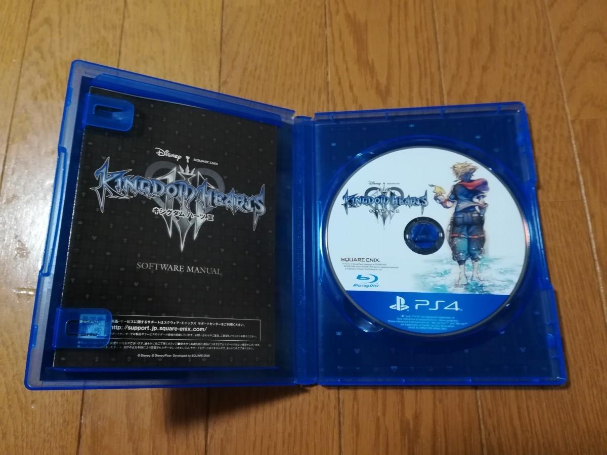 キングダムハーツIII キングダムハーツ3 PS4