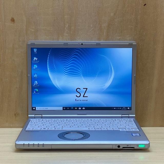 Let's Note CF-SZ5PDYVS◆Core i5-6300U◆SSD256GB◆メモリ8GB◆D2D