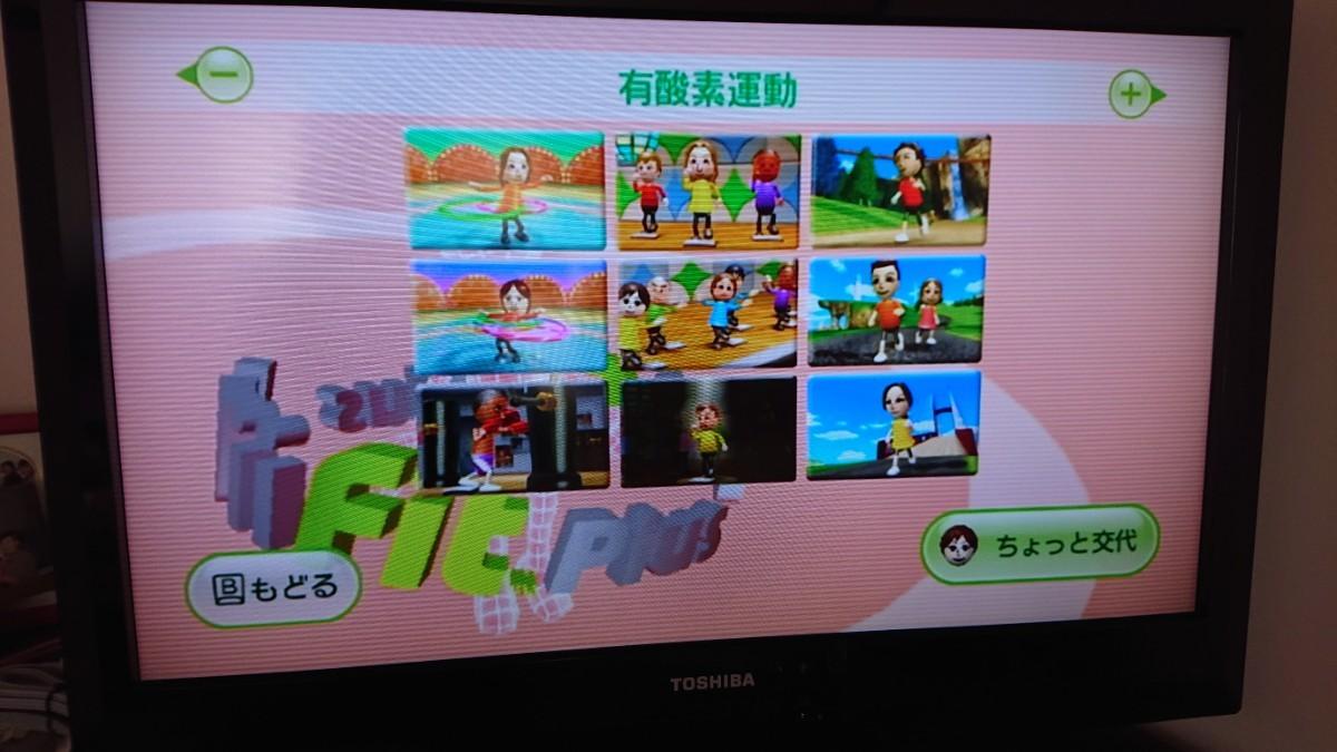 任天堂 Wii本体+Wii Fit Plus ソフトバランスWiiボードセット  Nintendo