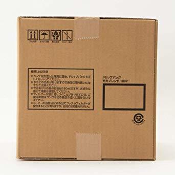 【☆特価品☆】 : ドトールコーヒー ドリップパック モカブレンド 100P_画像5
