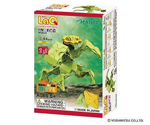 ラキュー (LaQ) インセクトワールド(InsectWorld) ミニカマキリ_画像3