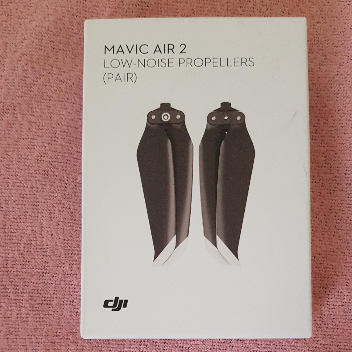 DJI Mavic air 2 Genuine propeller Pair