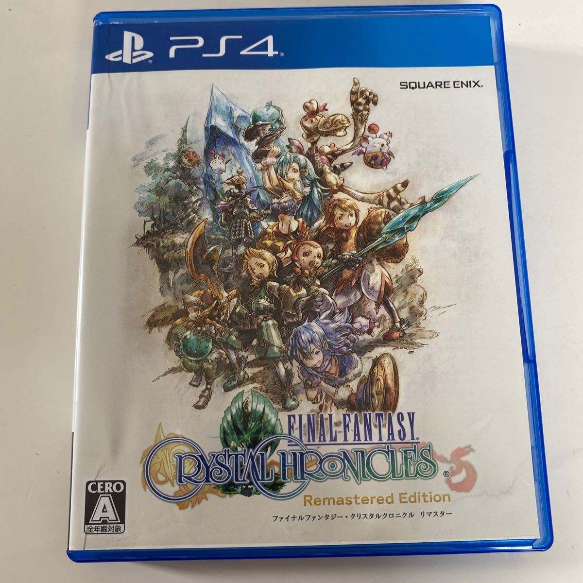 【PS4】 ファイナルファンタジー・クリスタルクロニクル リマスター