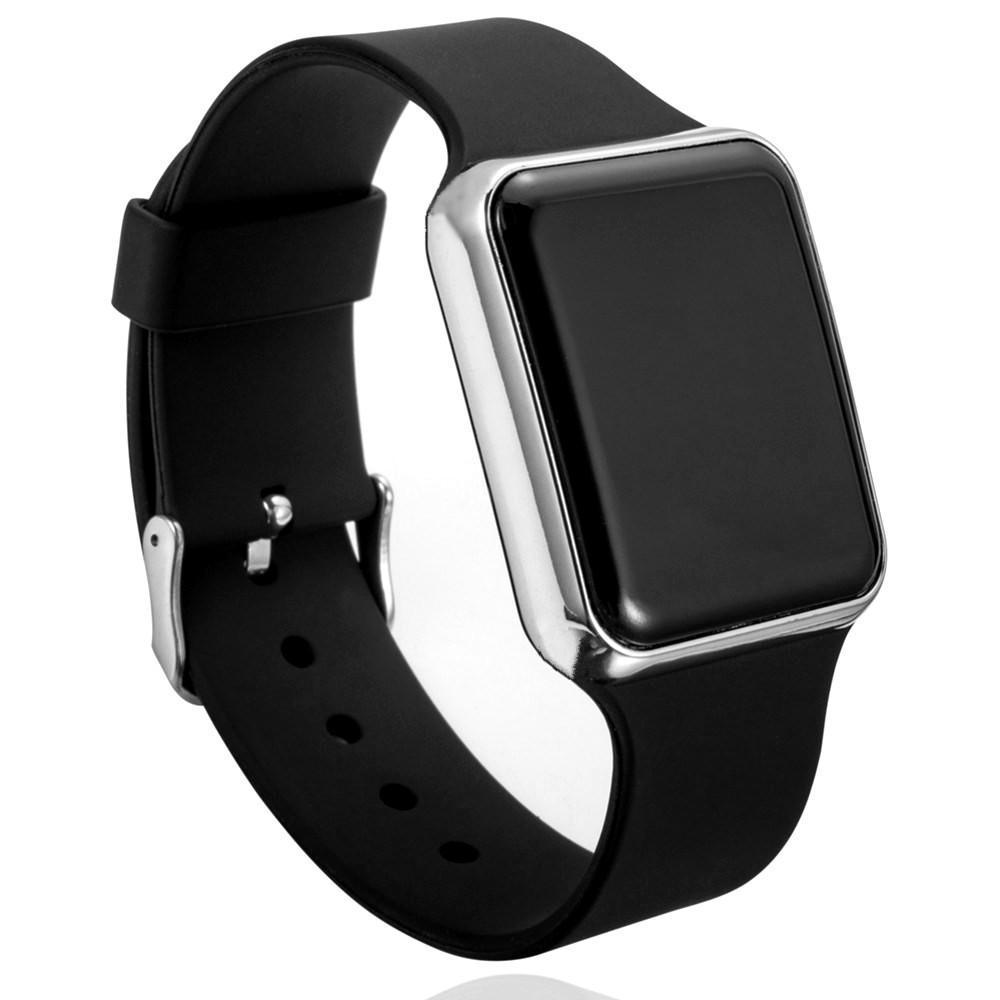 大人気!スポーツカジュアルメンズ腕時計高級デジタル男女性の腕時計led電子男性腕時計時計レロジオmasculino_画像3