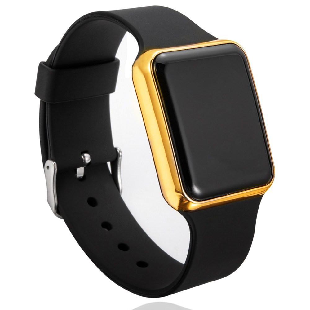 大人気!スポーツカジュアルメンズ腕時計高級デジタル男女性の腕時計led電子男性腕時計時計レロジオmasculino_画像5