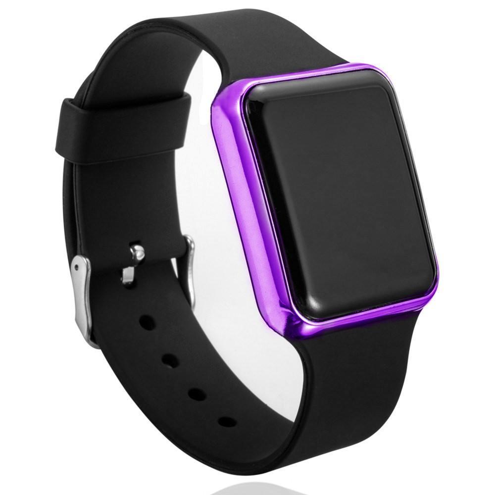 大人気!スポーツカジュアルメンズ腕時計高級デジタル男女性の腕時計led電子男性腕時計時計レロジオmasculino_画像6