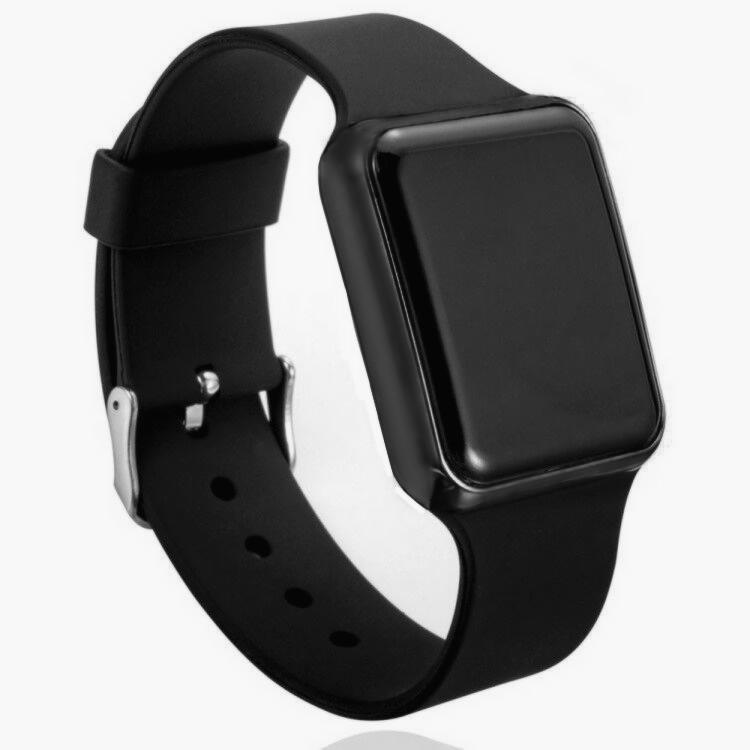 大人気!スポーツカジュアルメンズ腕時計高級デジタル男女性の腕時計led電子男性腕時計時計レロジオmasculino_画像4