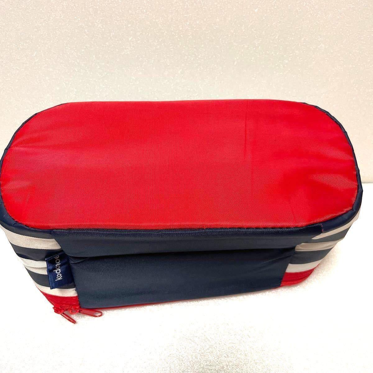 リサとガスパール HusHusH保冷機能付き ランチバッグ 保冷バッグ 未使用