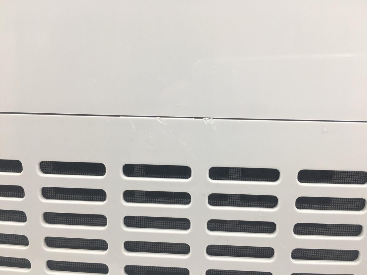 【動作確認済】 IRIS OHYAMA アイリス オーヤマ RDA-2000 2018年製 衣類 乾燥 除湿機【直接取引可】_画像7