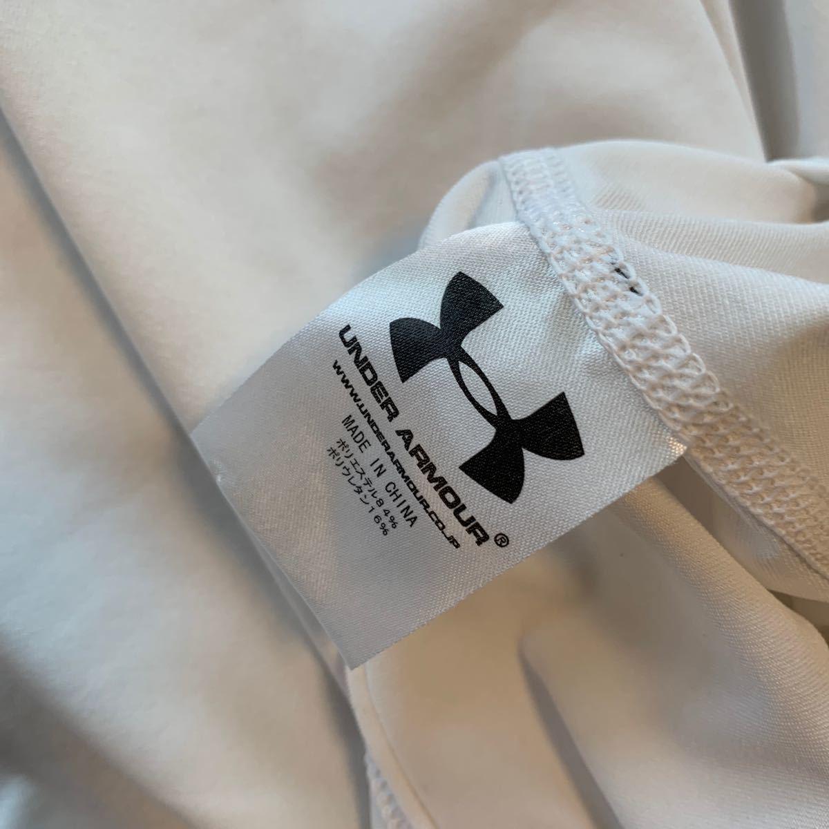 アンダーアーマーヒートギア半袖