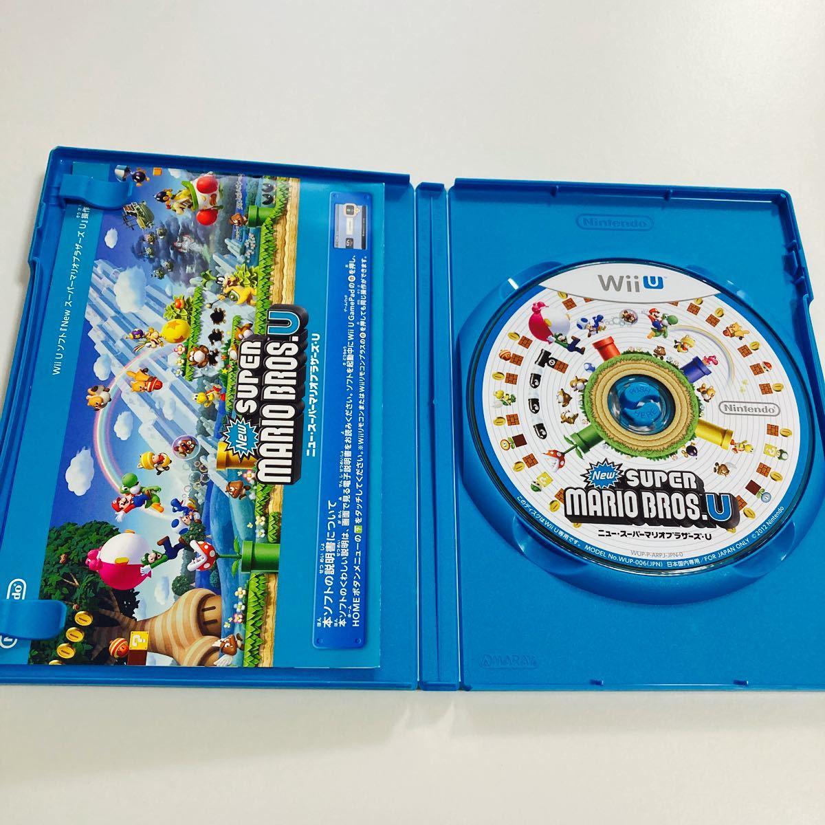 WiiU NewスーパーマリオブラザーズU ソフト SUPER MARIO BROS.