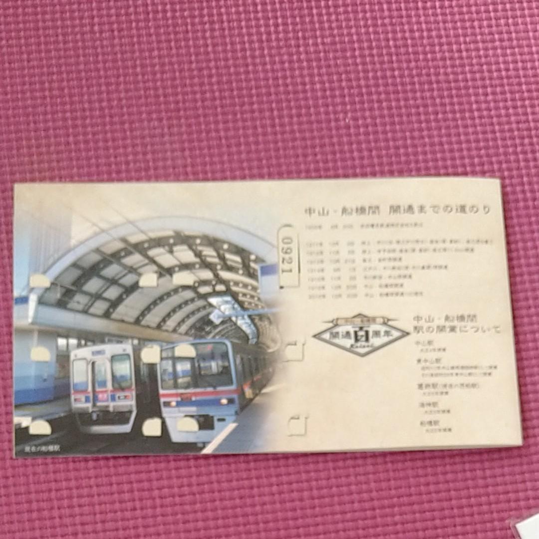 記念乗車券