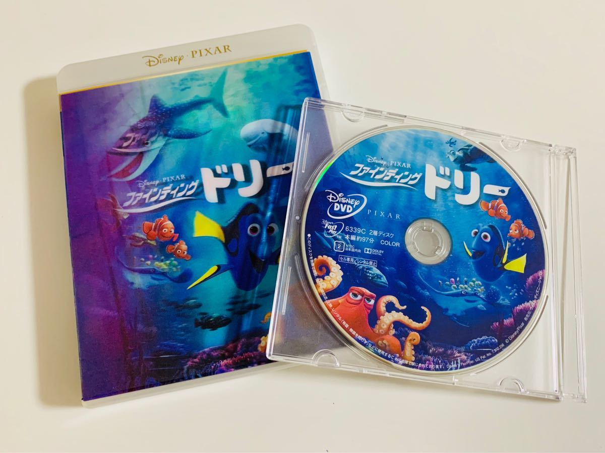 ファインディング・ドリー  MovieNEX   DVDのみ