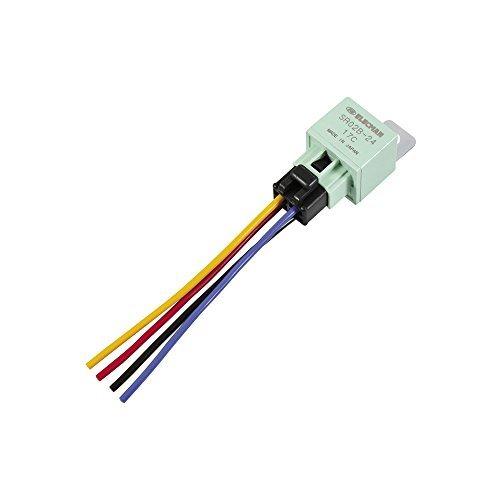 4線(4極)/360W以下/消費電流100mA エーモン リレー 4線(4極) DC24V・360W(15A) 3238_画像1