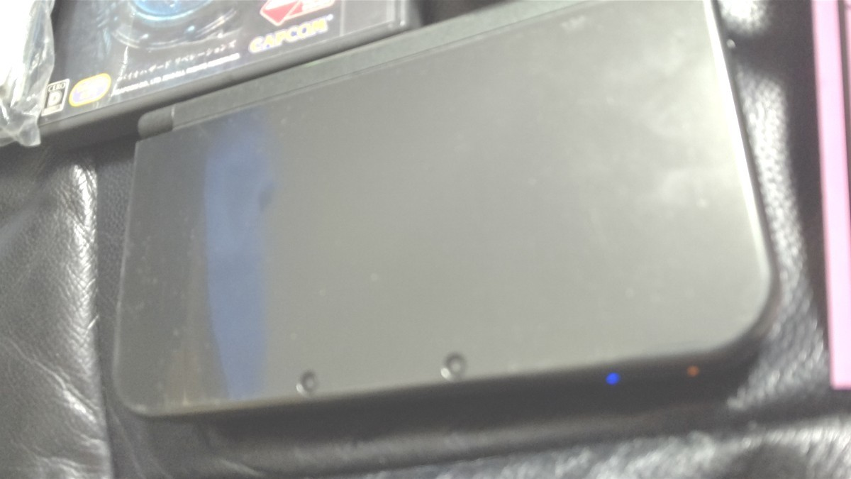 Newニンテンドー3DS LL メタリックブラック