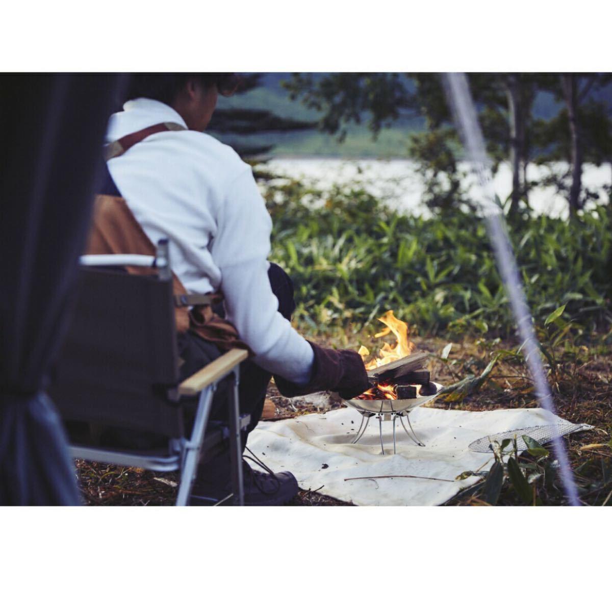 コールマン COLEMAN ファイアーディスクソロ キャンプ用品 焚き火 新品未使用