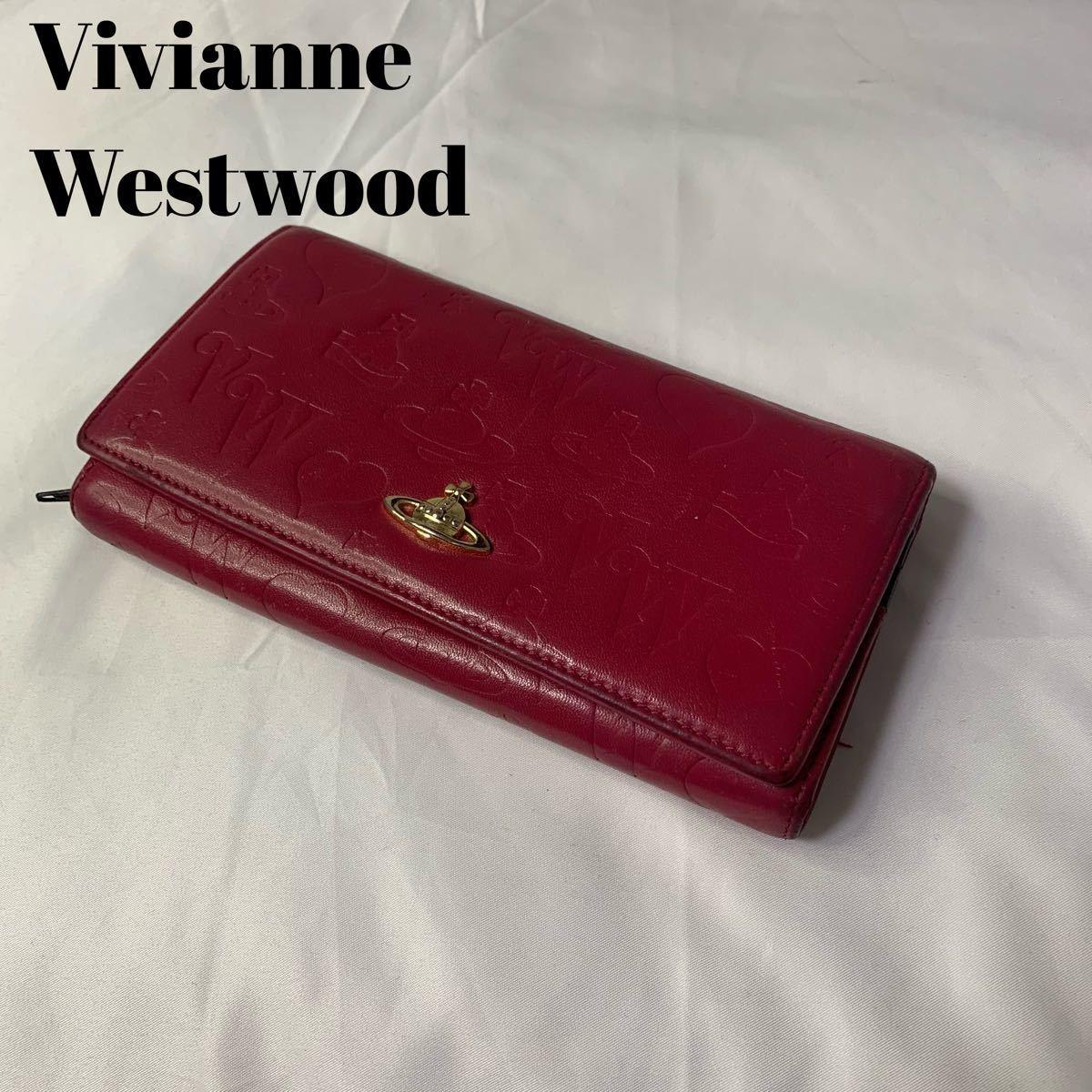 ヴィヴィアンウエストウッド  オーブ Vivienne 長財布