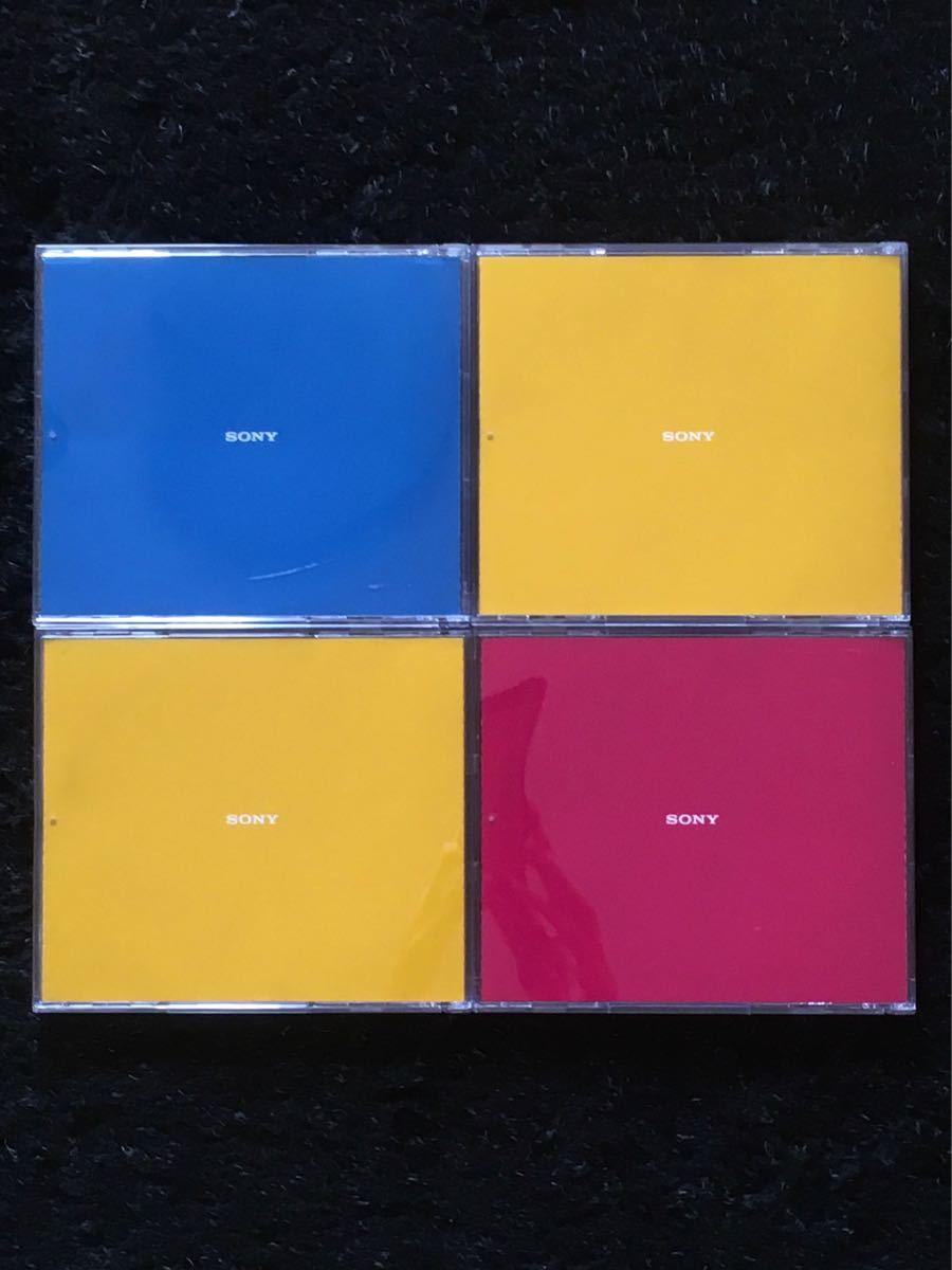 SONY CD-RW 650MB 4枚