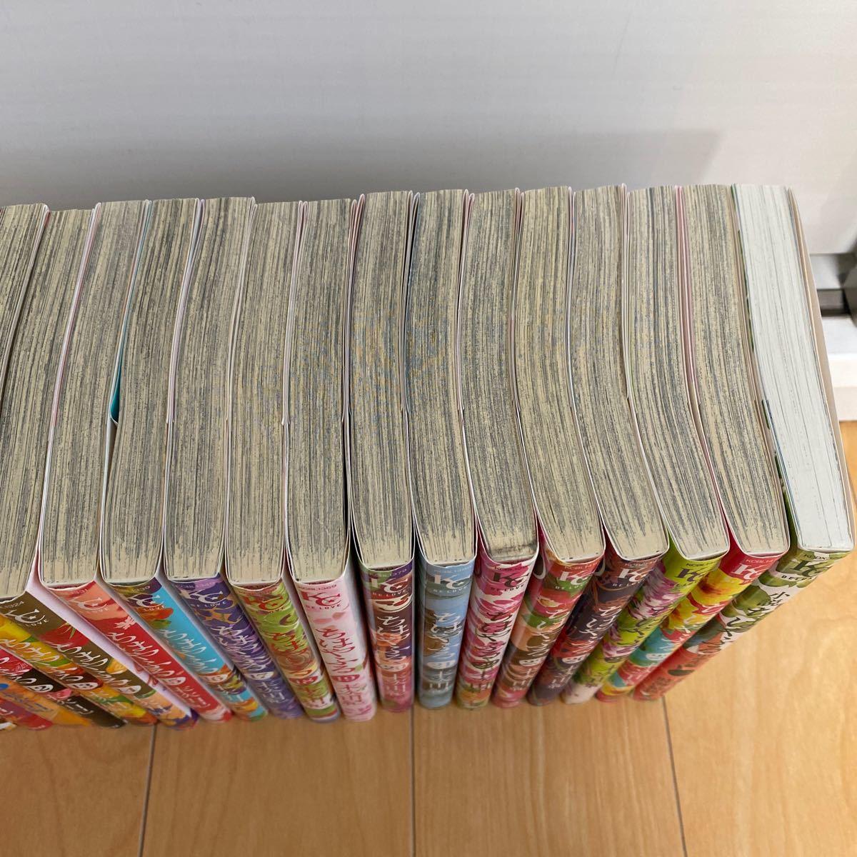 漫画 ちはやふる 1〜28巻  24、25巻欠品