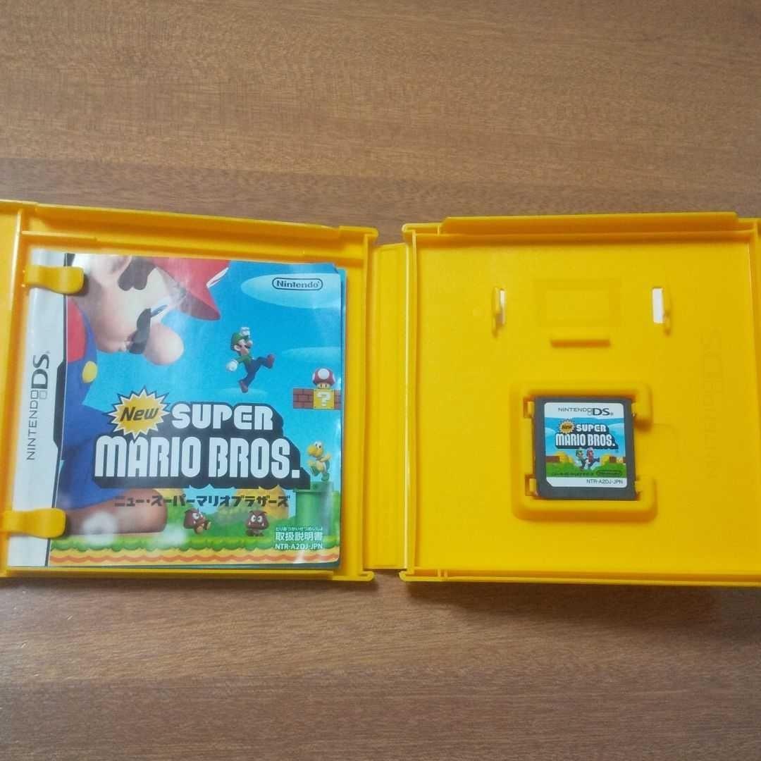 Newスーパーマリオブラザーズ Nintendo DS