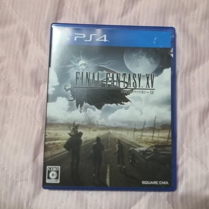 最終価格 PS4 ファイナルファンタジー 15