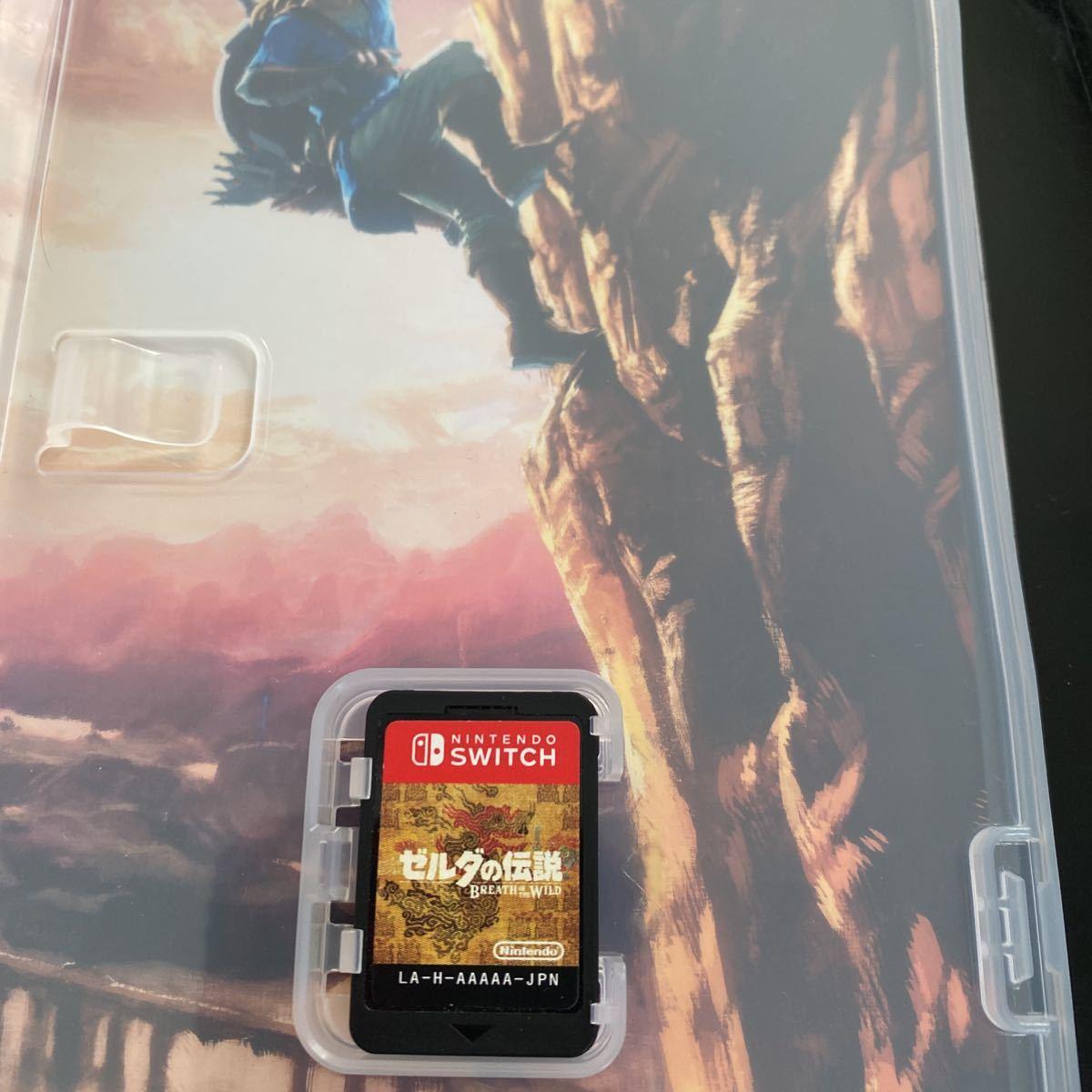 ゼルダの伝説ブレスオブザワイルド Nintendo Switch ニンテンドースイッチ Switchソフト ゼルダの伝説 Switch ブレス ザ・ワイルド _画像5
