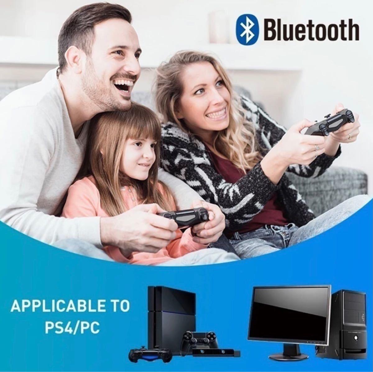 PS4 PS4コントローラー ワイヤレスコントローラー プレイステーション4 互換品 DUALSHOCK4