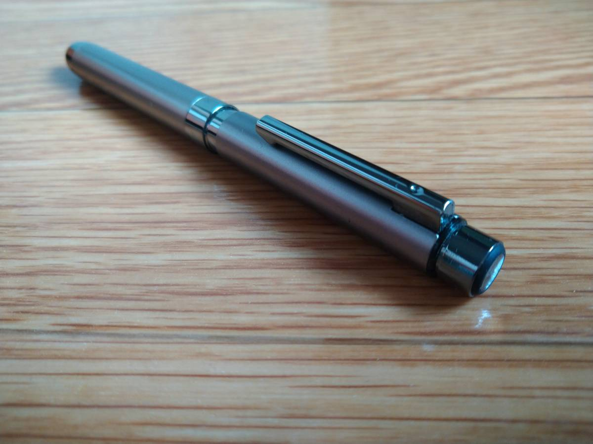 美品 ZEBRA シャーボX TS10 グラファイトブラック ボールペン3本+シャープ SB21-B-G