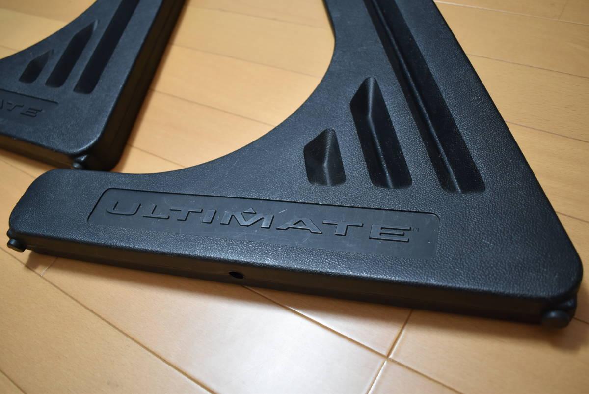 送料込み 中古 ULTIMATE  アルティメイト キーボードスタンド ステージピアノスタンド_画像7
