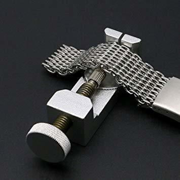 Powanfity_JP 時計工具 腕時計工具 腕時計ベルト 調整工具 セット バンド修理 サイズ調整 ベルト調整 ツール ミニ_画像2