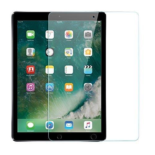 透明 ガラスフィルム iPad Pro 10.5 専用 フィルム 強化ガラス 液晶保護フィルム 日本製素材旭硝子製 高透過率 ス_画像1