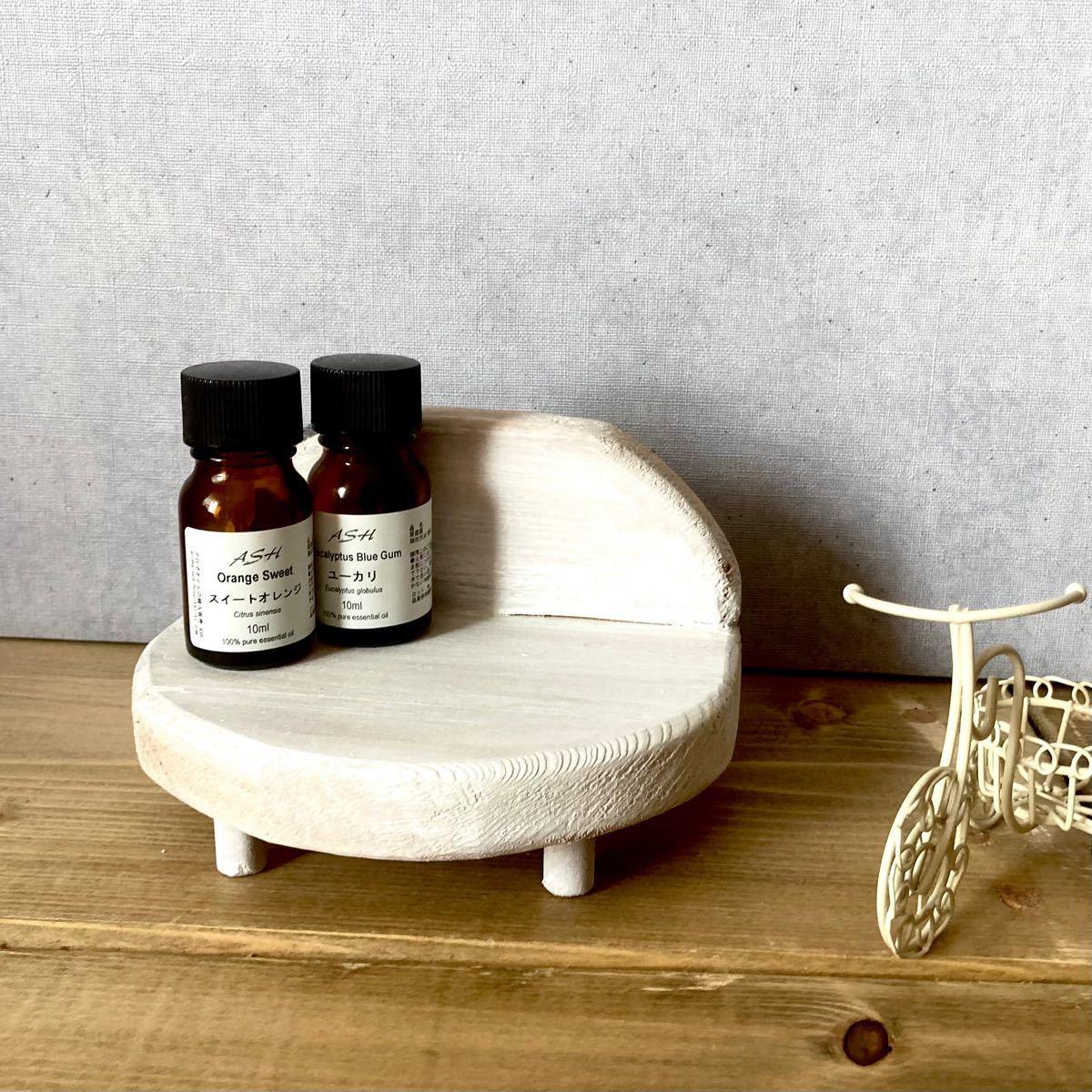 アクセサリー収納 スマホスタンドにもなる 木製 猫 ベンチ アクセサリートレイ 眼鏡ディスプレイ 白 黒