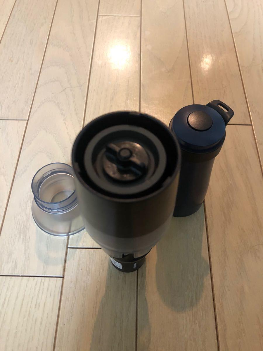 【最終値下げ】Kalita カリタ コーヒーグラインダー コーヒーミル G15 スモーキーブル