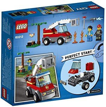 レゴ(LEGO) シティ バーベキューの火事 60212 ブロック おもちゃ 男の子_画像10