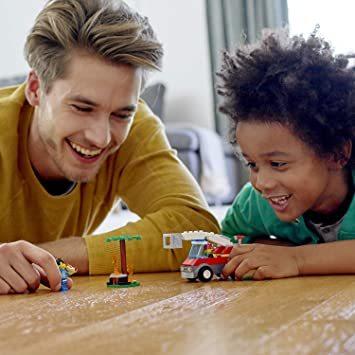 レゴ(LEGO) シティ バーベキューの火事 60212 ブロック おもちゃ 男の子_画像6