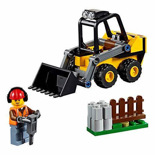 レゴ(LEGO) シティ 工事現場のシャベルカー 60219 ブロック おもちゃ 男の子 車_画像4