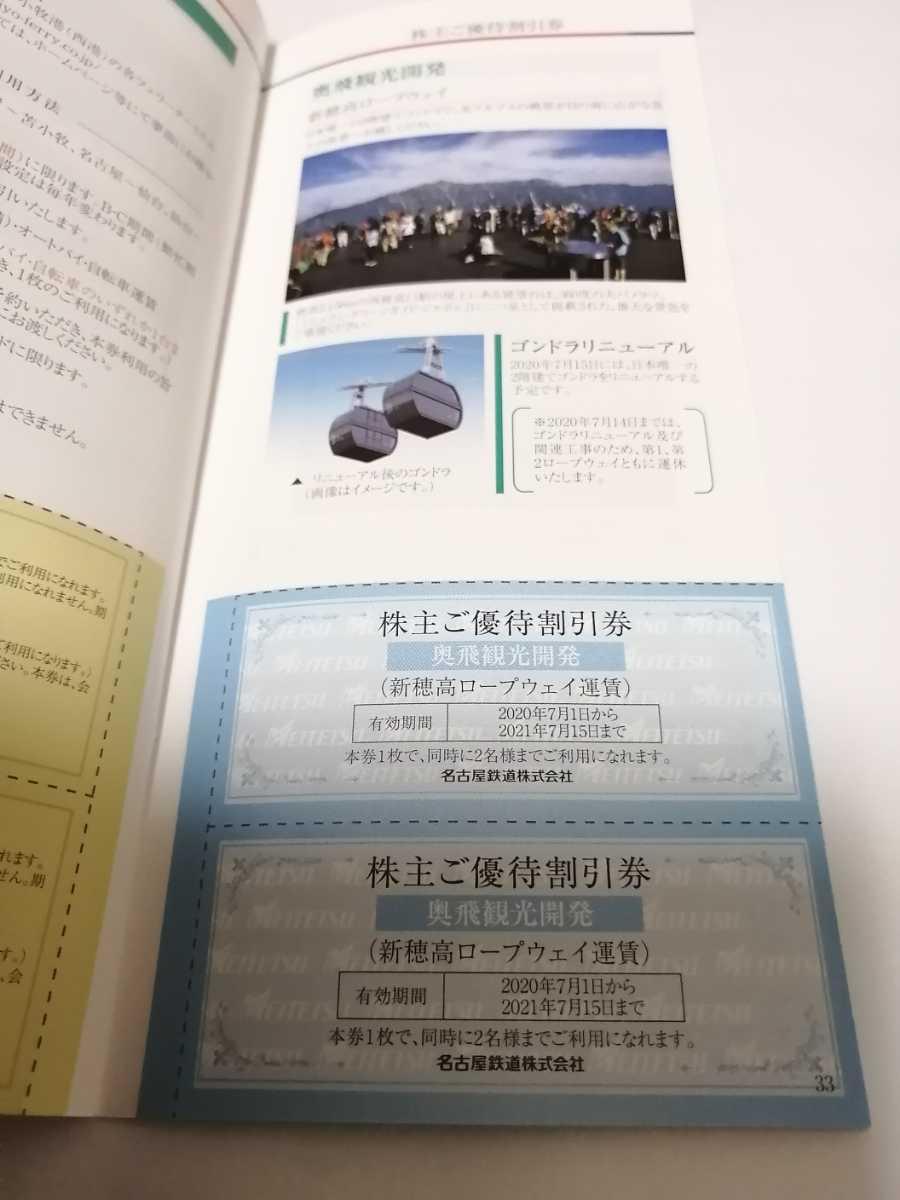 名鉄 株主優待 明治村 名鉄百貨店 割引券 名古屋鉄道_画像10