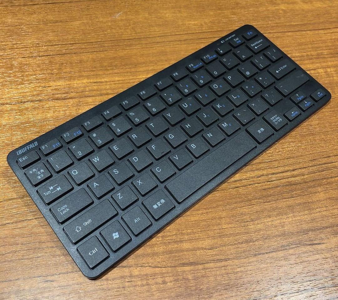 ワイヤレスキーボード BSKBB22BK