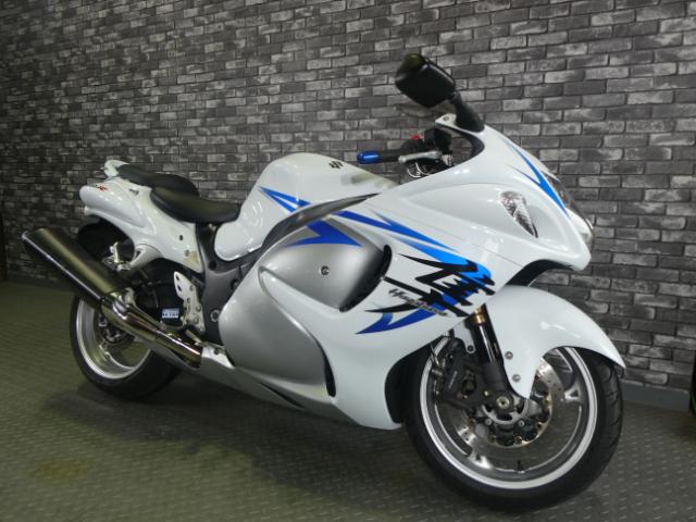 「☆スズキ GSX1300R ハヤブサ 大阪から 大西商会」の画像1