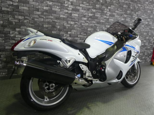「☆スズキ GSX1300R ハヤブサ 大阪から 大西商会」の画像2