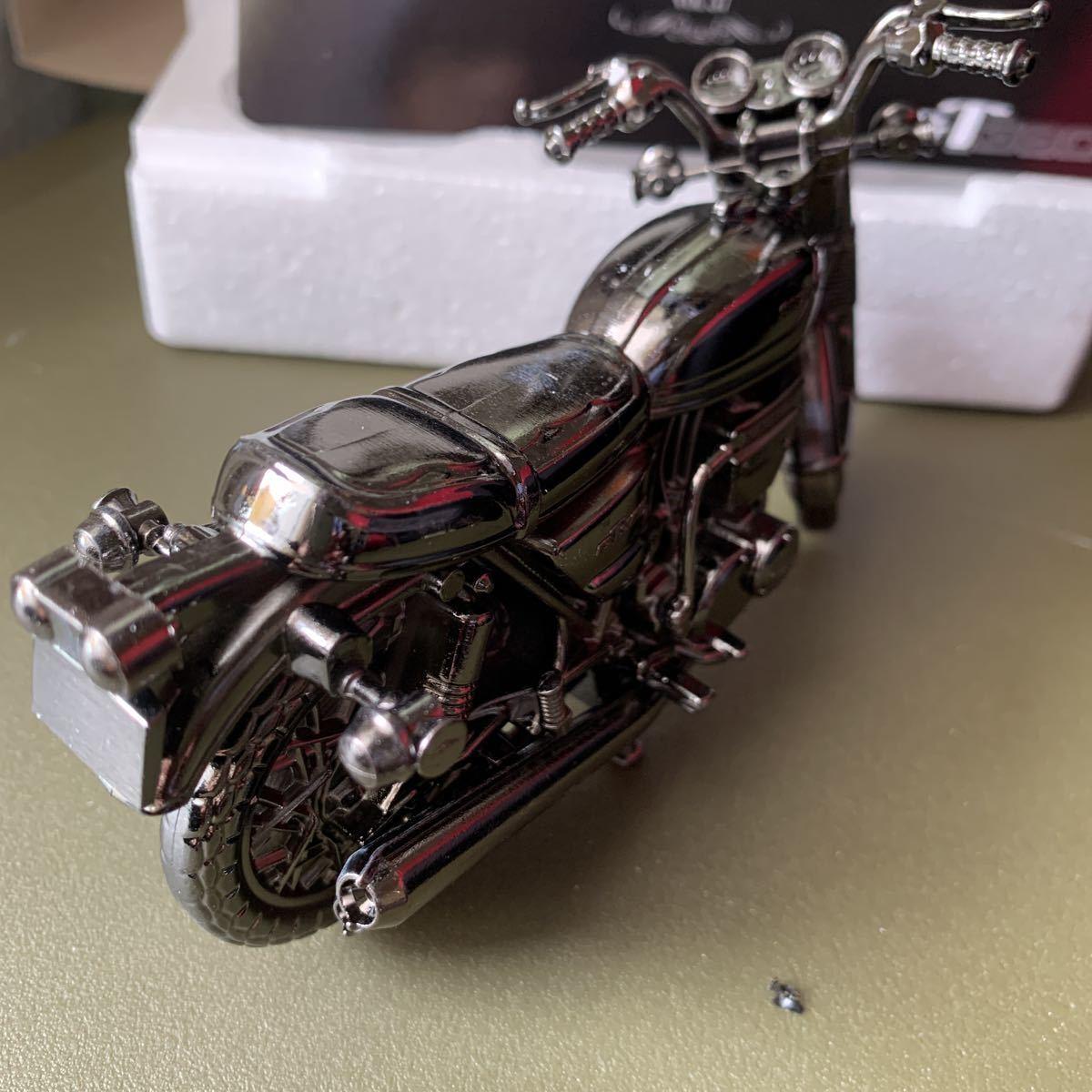 K_DSC0054 世界の名車シリーズ vol.37 SUZUKI GT380 レッドバロン ミニレプリカ バイクのインテリアミニカー_画像6
